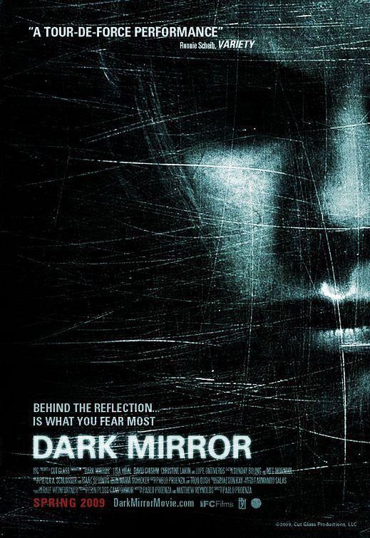 dark mirror poster New Posters For Terminator Salvation, Knowing & Dark Mirror