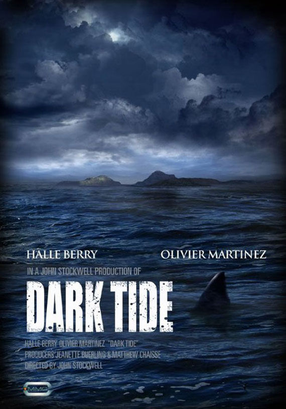dark tide poster Movie Poster Roundup: Conan the Barbarian, Real Steel & More