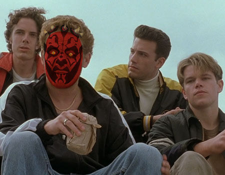 Darth Maul - Good Will Hunting