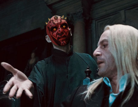 Darth Maul - Harry Potter