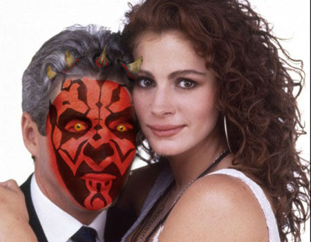 Darth Maul - Pretty Woman