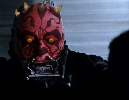 Darth Maul - Return of the Jedi
