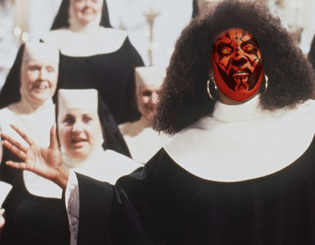 Darth Maul - Sister Act