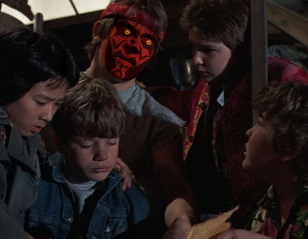 Darth Maul - The Goonies
