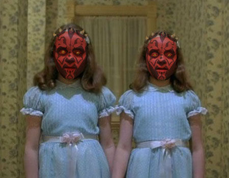 Darth Maul - The Shining