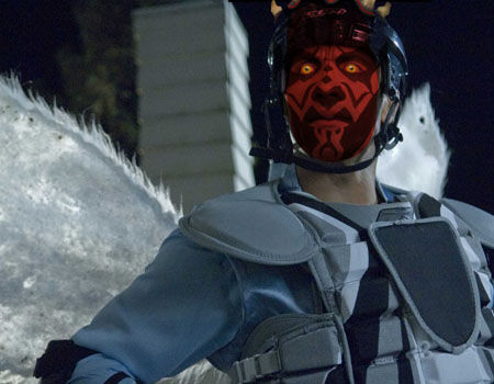 Darth Maul - The Tooth Fairy