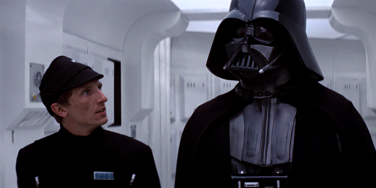 12 Facts You Didn't Know About Darth Vader