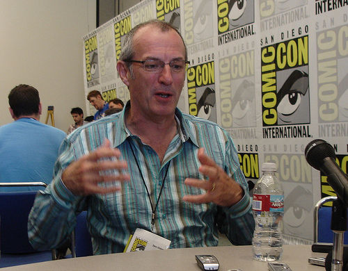 dave gibbons Dave Gibbons Speaks On Watchmen (Parts 2 & 3)