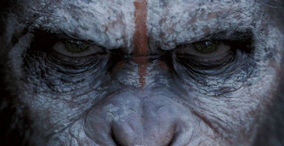 dawn planet apes trailer 570x294 Dawn of the Planet of the Apes Images Tease a Post Civilization World