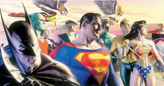 dc growing tv movie universe justice league David S. Goyer Signs 3 Year First Look Deal with Warner Bros.