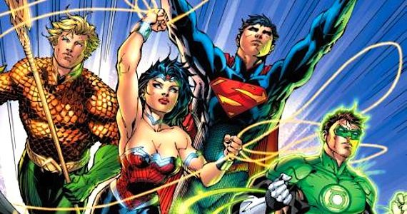 dc universe reboot all new justice league New Justice League Cartoon From Bruce Timm; Final Piece of WBs Puzzle?