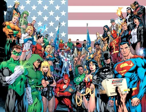 dccomics1 Justice League Casting Announcement This Summer?