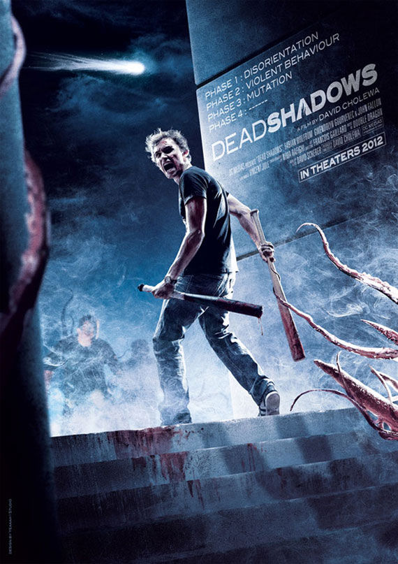 dead shadows poster Movie Poster Roundup: Conan the Barbarian, Real Steel & More