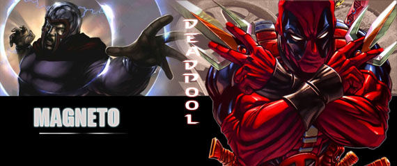 deadpool magneto x men movies The Next X Men Films Part Two: Deadpool, Magneto
