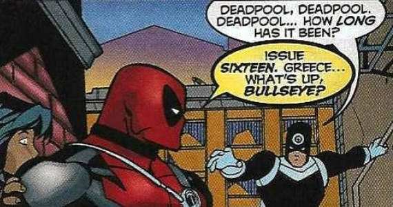 deadpool movie fourth wall Ryan Reynolds Says Deadpool Has (Slowly) Begun Moving Forward Again