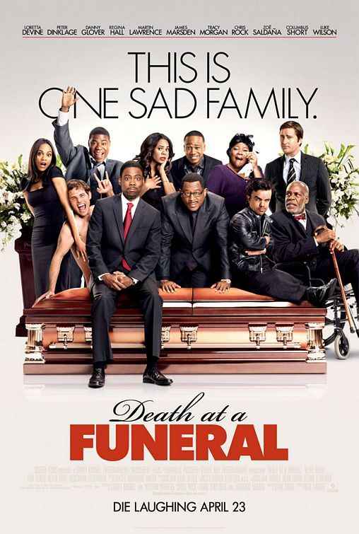 death at a funeral poster chris rock Poster Friday: Clash of the Titans, Iron Man 2 & More!