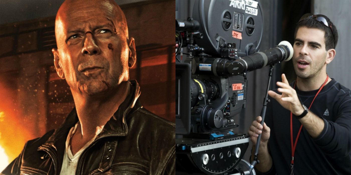 Eli Roth to direct Death Wish with Bruce Willis