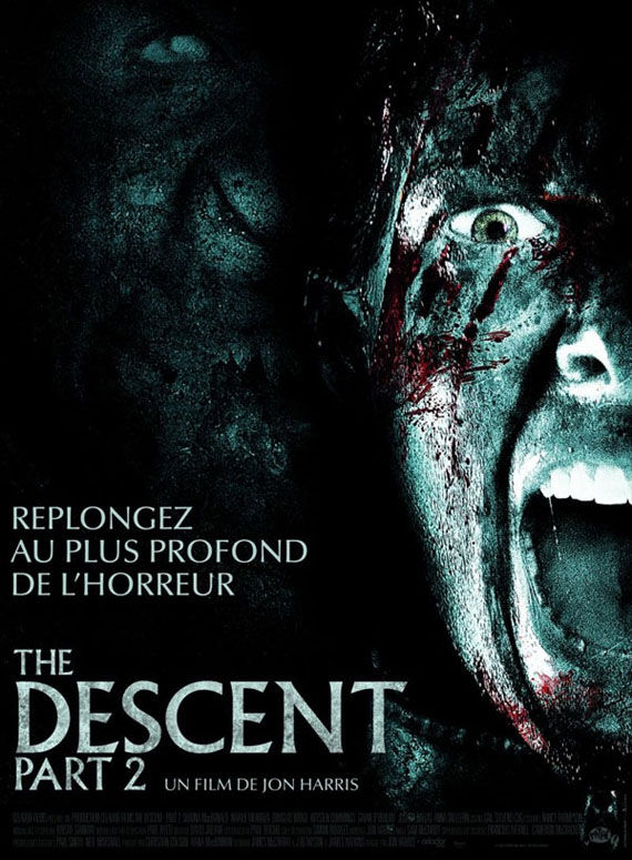 descent 2 poster french Poster Friday: Toy Story 3, Saw VI, A Christmas Carol & Many More!