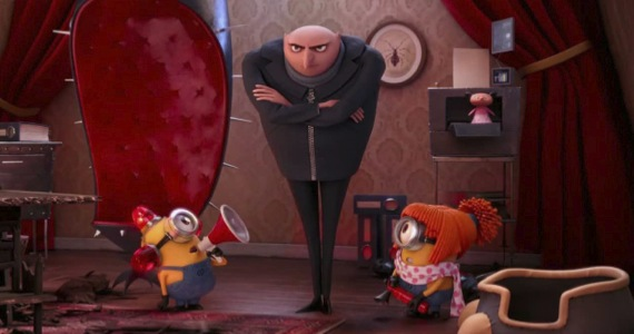 despicable me 2 tv spots 6 New Despicable Me TV Spots: Grus Family Life and More Minion Antics