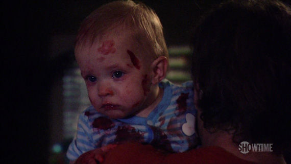 dexter baby Dexter: Season 4 Finale Review & Discussion