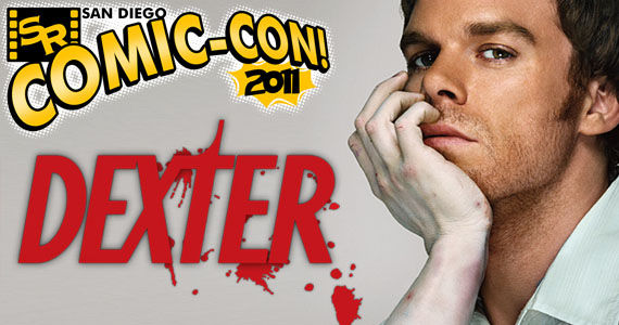 dexter comic con 2011 Comic Con 2011: Dexter & Shameless Panels; Exclusive Trailers Announced