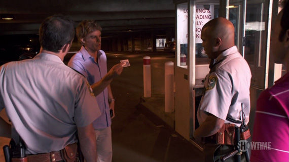 dexter police Dexter: Season 4 Finale Review & Discussion