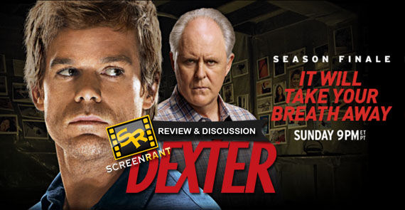 dexter review discussion Dexter: Season 4 Finale Review & Discussion