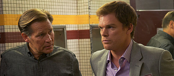 dexter season 6 premiere harry dexter Dexter Season 6 Premiere Review & Discussion