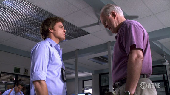 dexter trinity Dexter: Season 4 Finale Review & Discussion