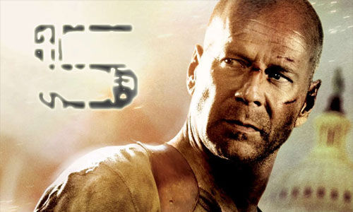 die hard 5 bruce willis Die Hard 5 Has a Script & Bruce Willis Needs a Dictionary
