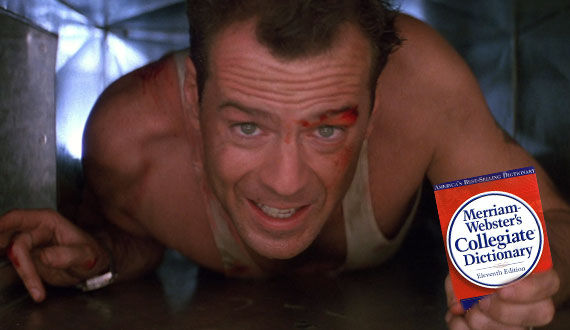 die hard 5 willis dictionar Die Hard 5 Has a Script & Bruce Willis Needs a Dictionary