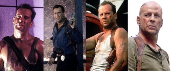 die hard movies Bruce Willis to Retire John McClane after Die Hard 5 & 6