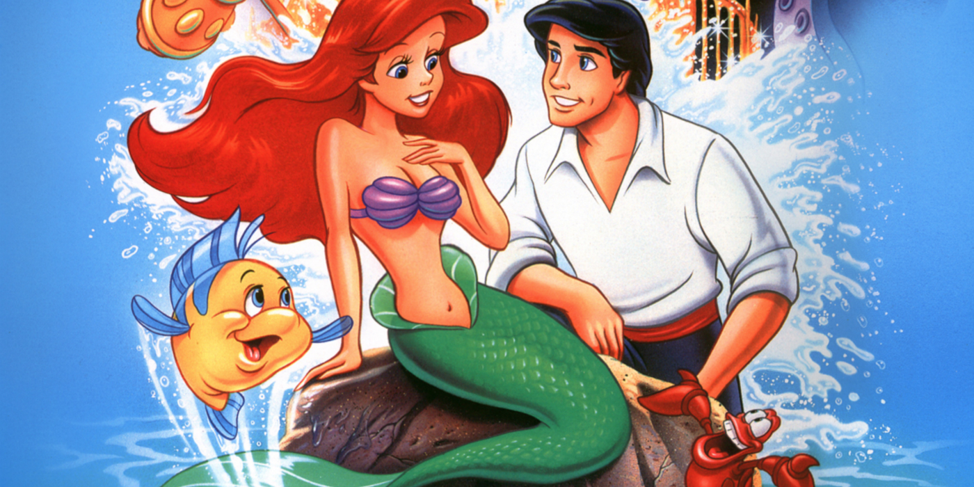 disney considering live action little mermaid film