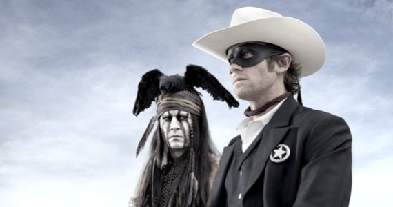 disney lone ranger budget Lone Ranger Encounters More Budget Woes; Production Behind Schedule