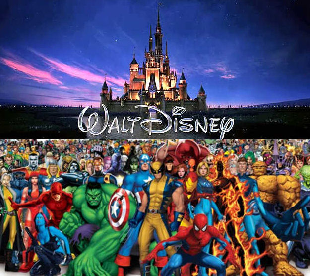 disney marvel logo 1 Marvel Characters To Appear At Disney Theme Parks