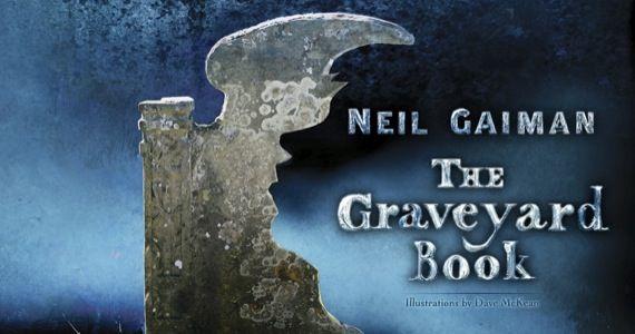 The graveyard book by neil gaiman book report