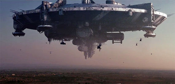 district 9 trailer District 9 Viral: Non Humans Have Escaped!