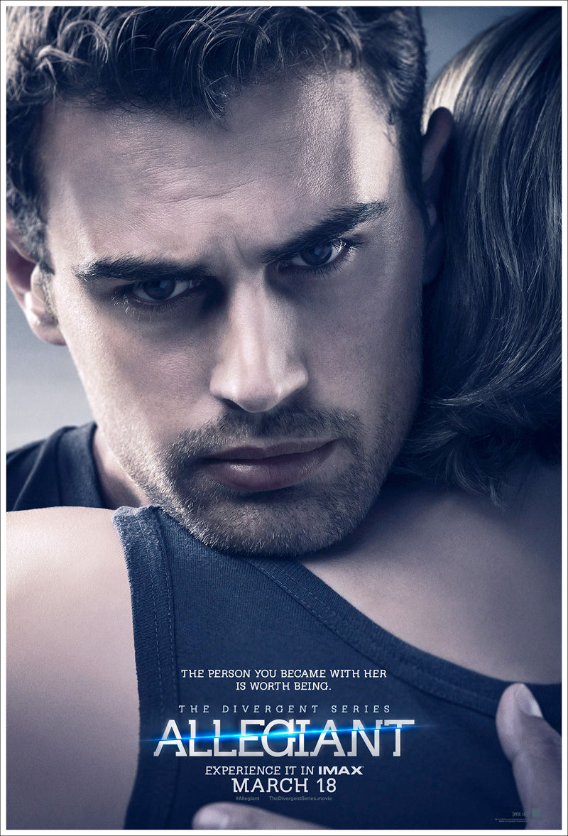 The Divergent Series: Allegiant Posters – We Are Stronger ...