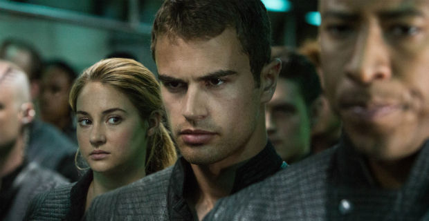 divergent theo james Divergent Interview: Theo James Talks Personal Fears & Complex Characters
