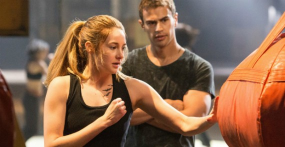 divergent trailer shailene woodley 570x294 New Divergent Trailer: Where Do You Belong in the Future?
