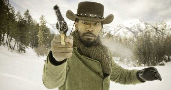 django unchained first reviews Jamie Foxx & Oliver Stone May Reteam For MLK Biopic