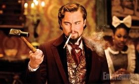 django unchained leonardo dicaprio 280x170 First Django Unchained Images: Cowboys in Tarantinos Old South