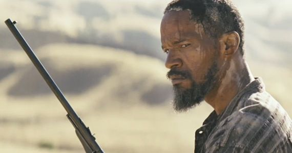 django unchained trailer New Django Unchained Trailer Has More Tarantino Humor & Violence
