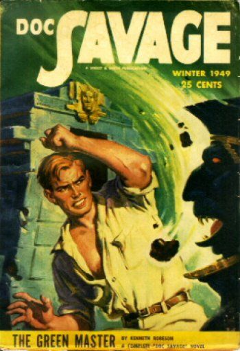 doc savage Shane Black Tackles Doc Savage