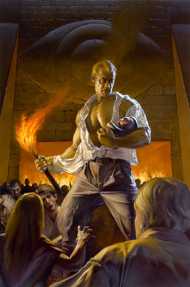 docsavage Shane Black Tackles Doc Savage
