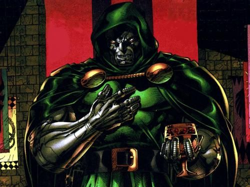 doctor doom Vin Diesel Talks Potential Superhero (And Villain) Roles