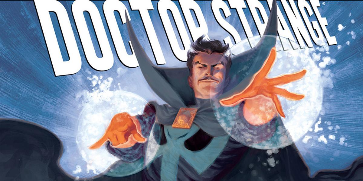 Marvel Turned Down Doctor Strange Movie From Neil Gaiman amp; Guillermo