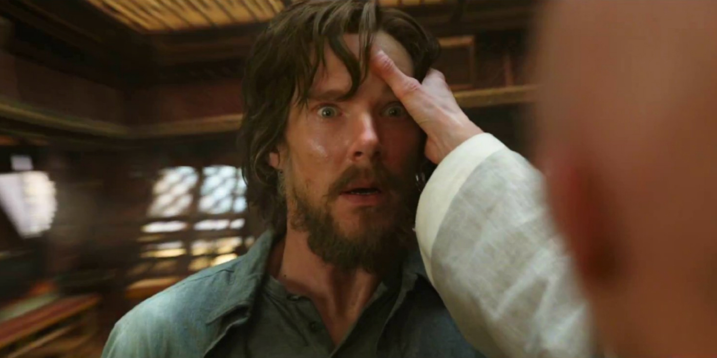 Doctor Strange: Benedict Cumberbatch Talks His Reaction to Footage