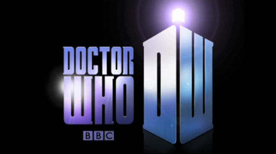 doctor who 2010 logo Doctor Who: Titles, Stonehenge & Neil Gaiman