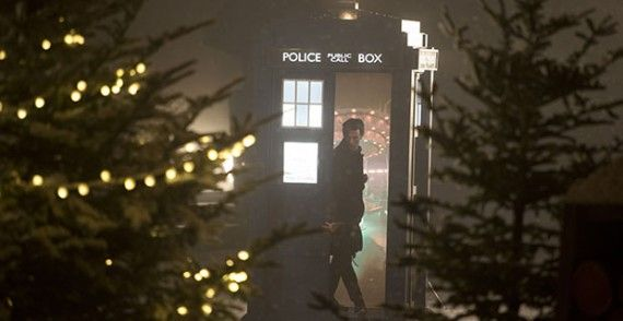doctor who 2013 christmas special review 570x294 Doctor Who Christmas Special 2013 Scores Big Ratings [Video]